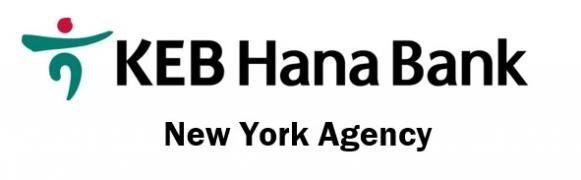 [하나은행 뉴욕지점] 행원급 직원 모집 {Compliance}